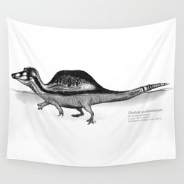 Oxalaia quilombensis Wall Tapestry