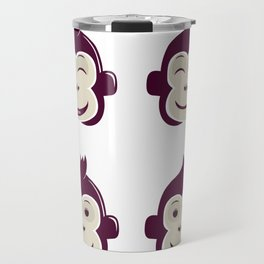baby monkey Travel Mug