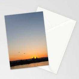 Rheinufer Stationery Cards