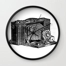 Camera 2 Wall Clock