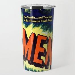 T Men Travel Mug