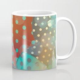 Ladybug - Lost in the dots Coffee Mug