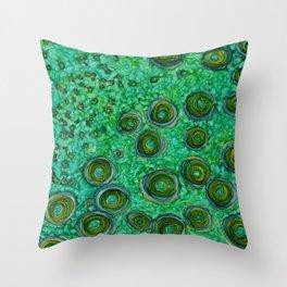 Abstract No. 527 Throw Pillow