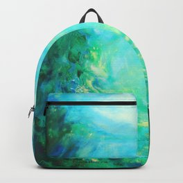 Undersea. Dolphins life Backpack