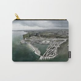 Flood Resilient Townscape - Par Docks Carry-All Pouch