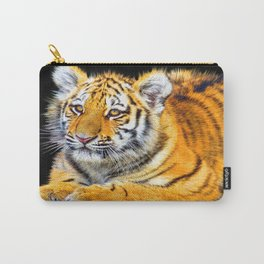 Tiger Cub Carry-All Pouch