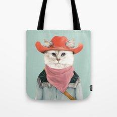 Rodeo Cat Tote Bag