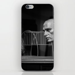 Serious Conversation iPhone Skin