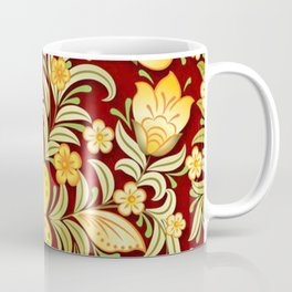 Art Flowers V2 Coffee Mug