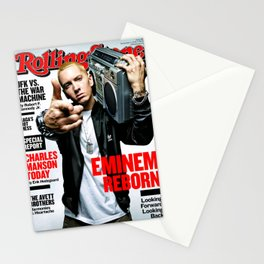 Eminem,Art Poster Print 04 Stationery Cards