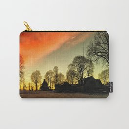 Dramatic Sunset Carry-All Pouch