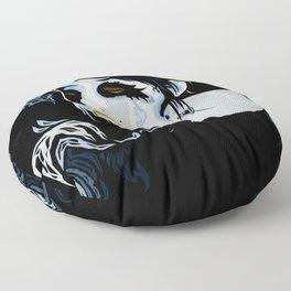 Dark Cupid Floor Pillow
