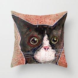 Felix the Cat Throw Pillow