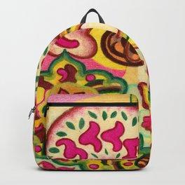 Paisley Pencil Sketch Backpack