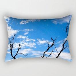 Beauty in Death Rectangular Pillow