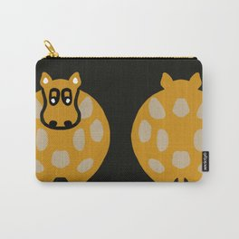 Double Ended Cow Humour Carry-All Pouch