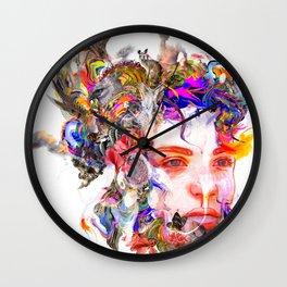 Pray for Australia Wall Clock