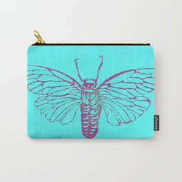 Pink Locust Carry-All Pouch