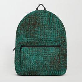 dark textile pattern Backpack