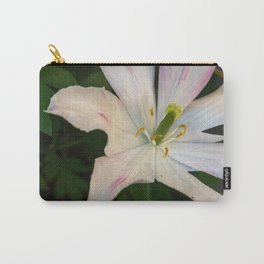 Jazz Berry Petals Carry-All Pouch