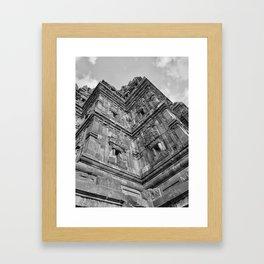 Prambanan Temple Framed Art Print