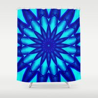 umbrella Shower Curtains featuring Umbrella by KAndYSTaR
