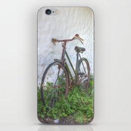 Old time bicycle, Ireland iPhone Skin
