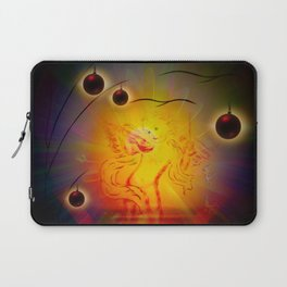 Merry Christmas and a Happy New Year Laptop Sleeve