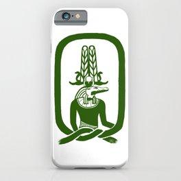 Sobek-Ra iPhone Case