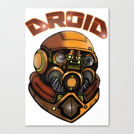 DROID77 Canvas Print