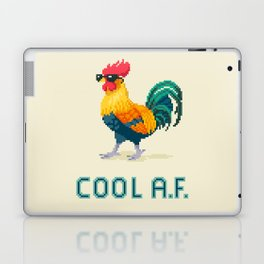 Cool Rooster Laptop & iPad Skin