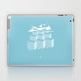 run Laptop & iPad Skin
