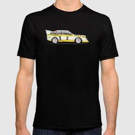 Rally Car Quattro Group B T-shirt