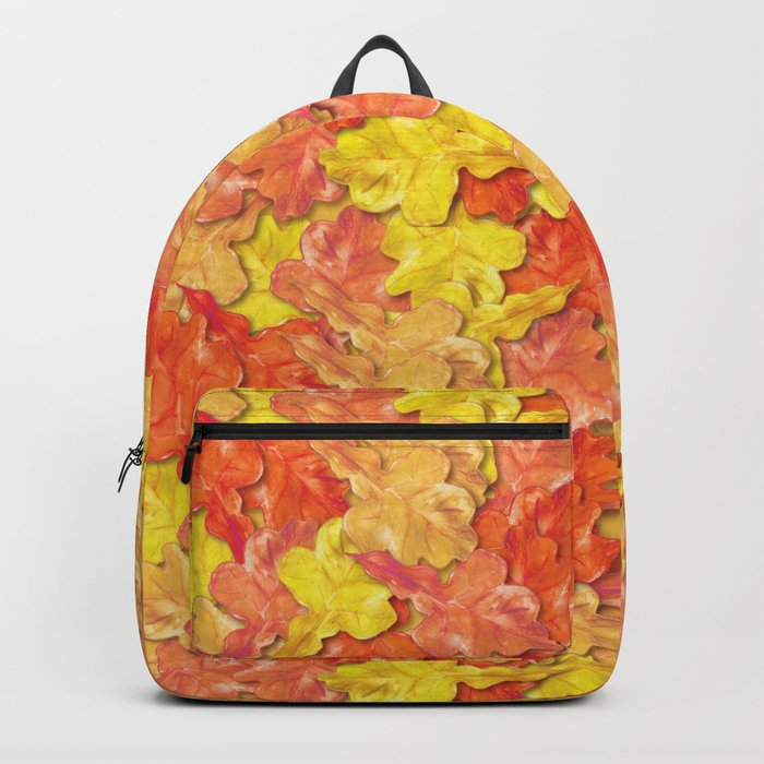 Autumn leaves #22 Backpack