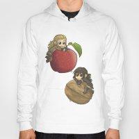 kili Hoodies featuring Apple&Walnut_Fili&Kili by AlyTheKitten