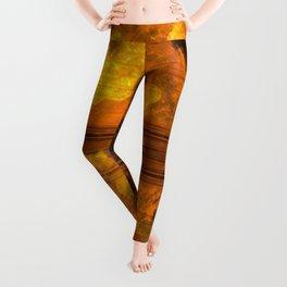 Golden Fall Leggings