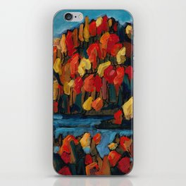 Autumn Foliage / Dennis Weber of ShreddyStudio iPhone Skin