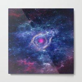 Eye in the Universe Metal Print