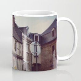 Post and Beam House in Dieppe Coffee Mug