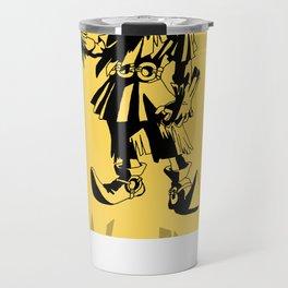 Skullkid / zelda / majoras mask Travel Mug