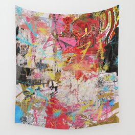 The Radiant Child Wall Tapestry