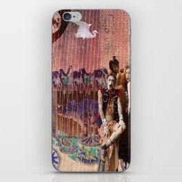Cirque de la Lune, Pt. 2 iPhone Skin
