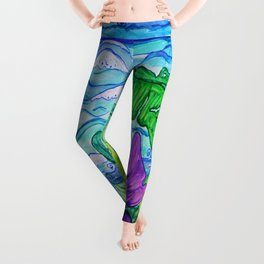 Lanai View Leggings