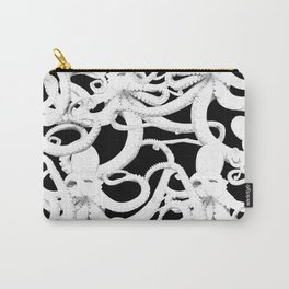 octopus nero Carry-All Pouch
