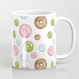 Pattern donuts Coffee Mug