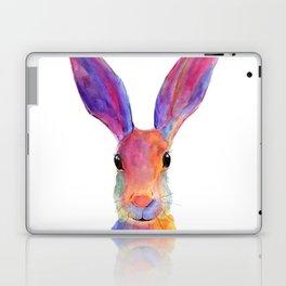 HaRe RaBBiT BuNNY PRiNT ' JeLLY BeaN ' BY SHiRLeY MacARTHuR Laptop & iPad Skin