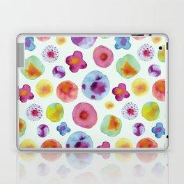 Flower Drops Laptop & iPad Skin