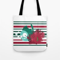 hunting Tote Bags featuring hunting by Alapapaju