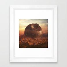XOHTH.9 (everyday 04.01.16) Framed Art Print