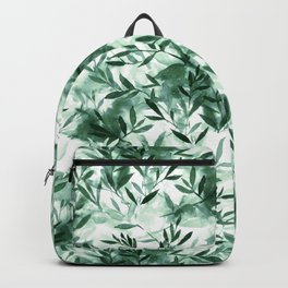 Changes Hunter Green Backpack
